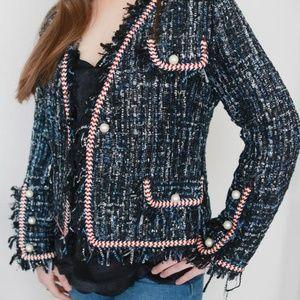 Jackets & Blazers - Shop Good to Be Victoria Blazer Size Small